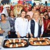 Continúan con gran éxito festivales por el Día de Reyes en Altamira
