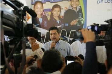Pronunciamiento del Gobernador de Tamaulipas sobre la Guardia Nacional.