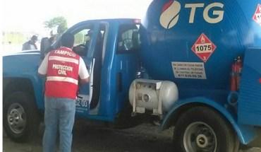 "Empresas Gaseras Pasarán ""Revista"" Estricta ante Municipio de Tampico por Reciente Incidente"