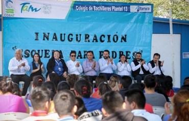Apoya DIF Altamira programa Escuela para Padres