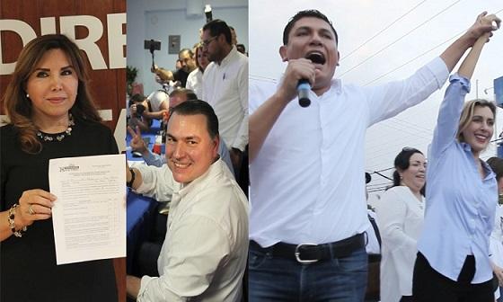 ASÍ VAN LAS ELECCIONES 2019 EN TAMAULIPAS (1a.)