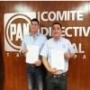 Se registra Miguel Gómez Orta, como aspirante a candidato a diputado local