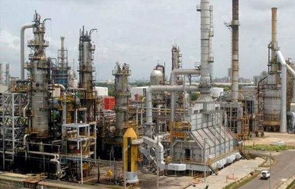 Investigan comercialización de planta de la Refinería  Francisco I. Madero.