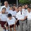"""Suma Chucho Nader a Más Escuelas al Programa de Limpieza """"Tampico Brilla"""""""