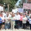 Inaugura Chucho Nader la Pavimentación de Otra Calle