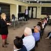 Disertan en la UAT conferencia sobre los retos de la educación superior