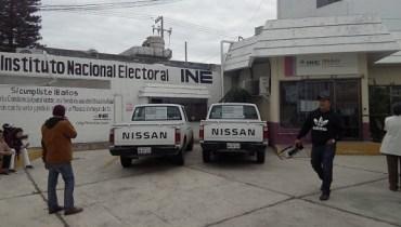 Deben ciudadanos recoger su INE antes del 10 de abril