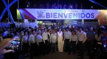 Éxito rotundo la Expo Feria de Xicoténcatl 2019