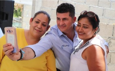 El voto razonado seguirá impulsando el cambio en Tamaulipas: Miguel Gómez Orta.