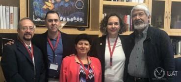 Colabora UAT en investigaciones sobre la industria maquiladora