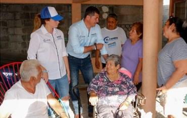 Abre Petrolera de Altamira las puertas a Miguel Gómez