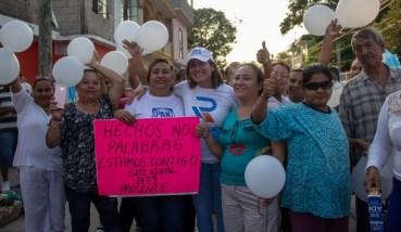 Garantiza Rosa González su Respaldo al Desarrollo de las Mujeres