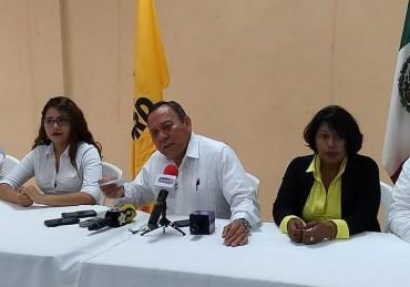 """""""El PRD sigue y seguirá vivo; prenderá en Tamaulipas"""": Zambrano"""