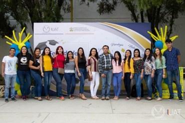 Festejan a graduados de la UAT en el Campus Victoria