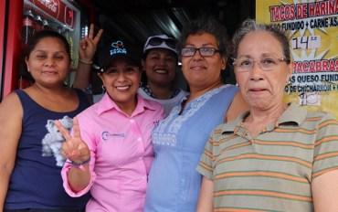 Proyecto de Karla Mar se fortalece con la ciudadanía