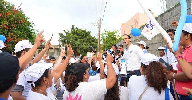 Votar por el PAN es Garantizar un Mejor Futuro para Tampico: Mon Marón