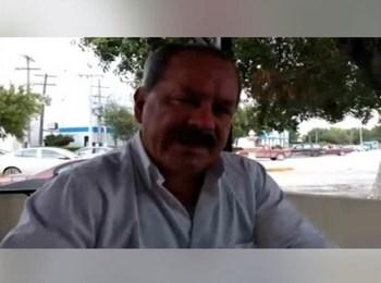"""AMLO, """"AL CAMPO LO TIENE CON UNA LA PATA EN EL PESCUEZO"""": CALICHE"""
