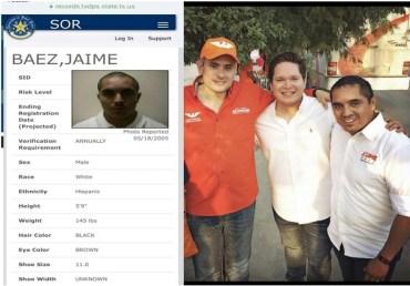 """Fichado en Texas """"flamante"""" candidato de MC de Reynosa"""
