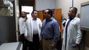Reconoce Delegado del ISSSTE que la clínica Hospital 24-D de Mante, no cumple con la NOM