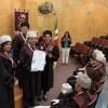 Recibe Francisco Chavira, la investidura con el grado de Doctor Honoris Causa