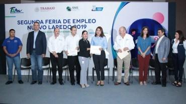 Tamaulipas, propicia las condiciones para crear más y mejores empleos.