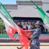 Preside Alma Laura Amparán desfile cívico-militar del 209 aniversario del inicio de independencia