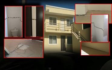 "Denuncian a INFONAVIT a Constructor y a Vendedora por casa ""descuartizada"" en Tampico"