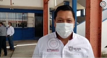Pandemia incrementa número de solicitudes de apoyo alimentario en Madero.