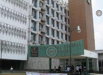 Muere recién nacido por #COVID-19 en Hospital de Madero.