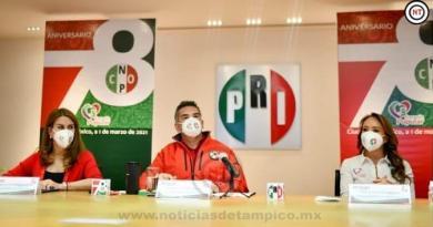Sector popular, el más afectado por crisis sanitaria y económica: PRI