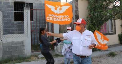 «ESTAMOS CON USTED ING., Y EL 6 DE JUNIO, LE APOYAREMOS»: RESIDENTES DE «PARAÍSO»