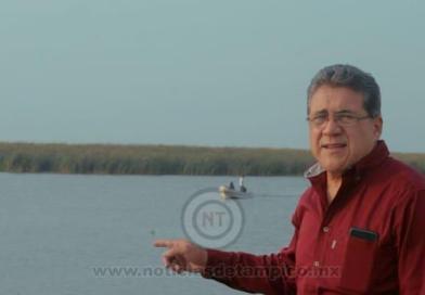 Tenemos el respaldo del Presidente de México para resolver el problema del agua: Armando Martínez Manríquez
