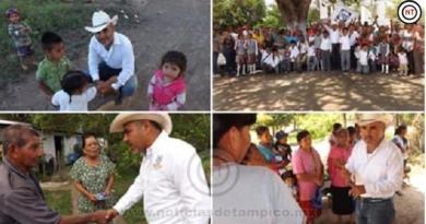 """ARRANCAN CAMPAÑA EL """"GALLO"""" Y LA  ALIANZA DEMOCRÁTICA: PRI-PAN-PRD"""