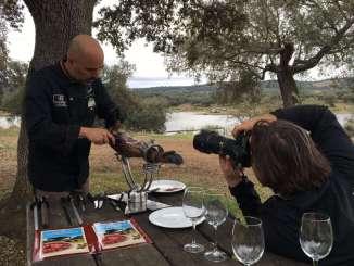 Bélgica publicará en su diario más leído un reportaje sobre Extremadura