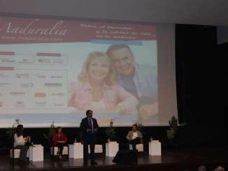 Maduralia celebra las políticas de la Junta de Extremadura con las personas mayores