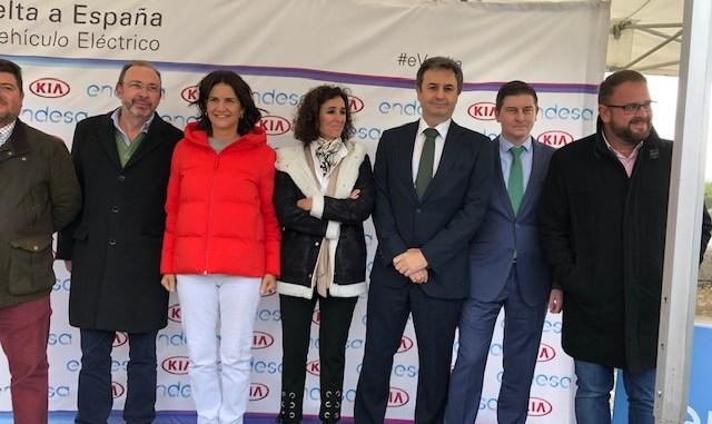 La Junta de Extremadura plantea que al menos el 10% de los vehículos matriculados en la región en 2030 sean eléctricos