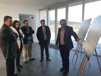 La Bioincubadora de Cáceres se pondrá en marcha en los primeros meses de 2019