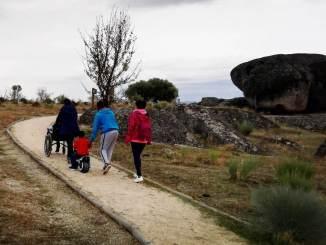 Turismo Accesible Malpartida de Cáceres
