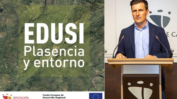 La Diputación de Cáceres inicia el Plan de Movilidad Urbana Sostenible de Plasencia y su entorno
