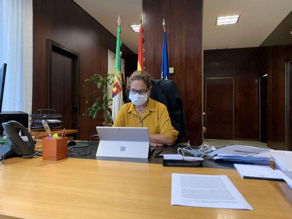 La Junta de Extremadura resalta la puesta en marcha de actuaciones para lograr la igualdad de género y garantizar la atención integral de las víctimas de violencia sexual y de género