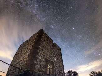 Astroturismo_castillo_de_Monfrague