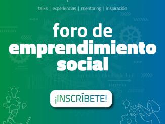 Foro Emprendimiento Social