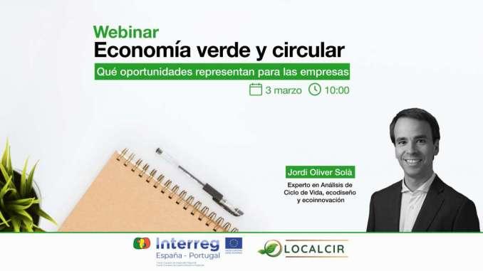 Webinar economia verde