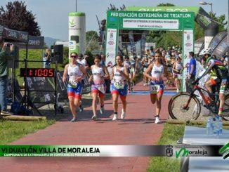 El Capex Triatlon domina la Liga FEXTRI 2021