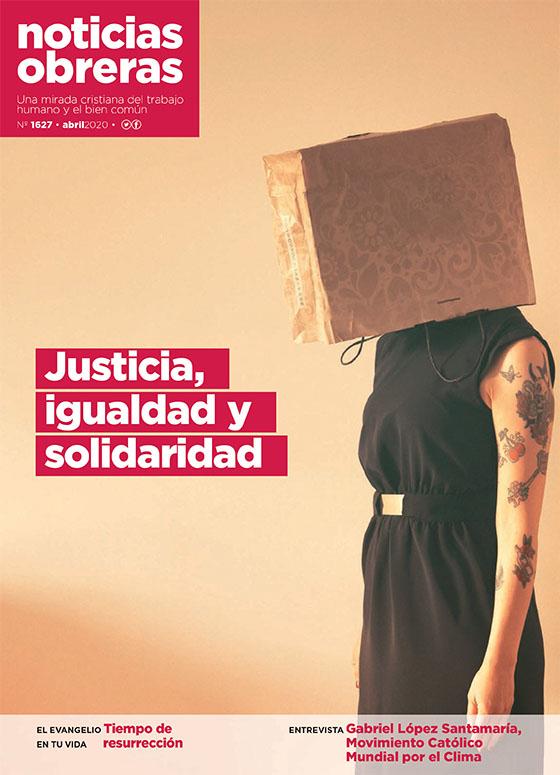 Justicia, igualdad y solidaridad
