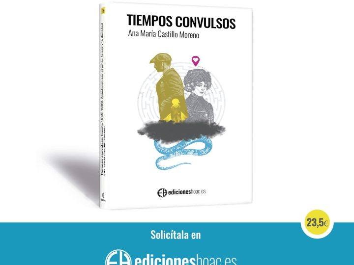 Novedad editorial | Tiempos convulsos