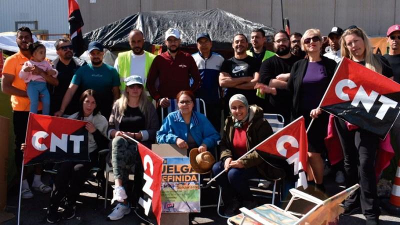 Trabajadora de Servicarne: «Me he dado cuenta de la importancia de defender los derechos»