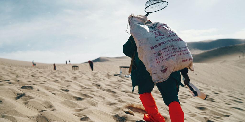 China exporta malas prácticas laborales