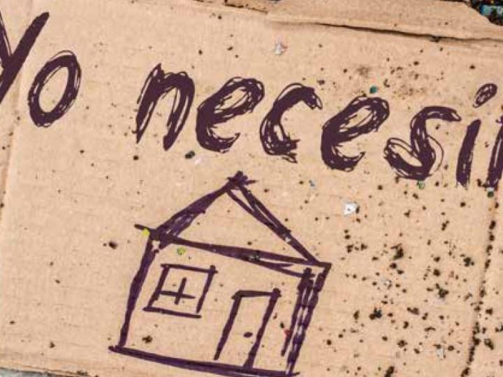 Cáritas | «Urgen alojamientos y medidas para las personas sin hogar afectadas por la pandemia»