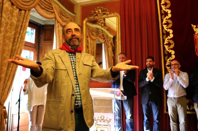 Javier Pagola. Recia bondad, desbordante humanidad